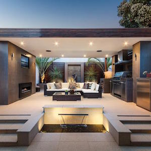 Master Builders Gold Coast Outdoor Entertainment Areas
