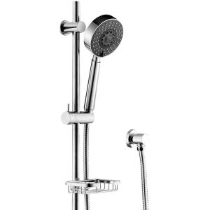 MICHELLE Rail Shower with Soap Basket 444101