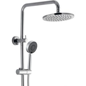 ISABELLA Exposed Multifunction Rail Shower 455104