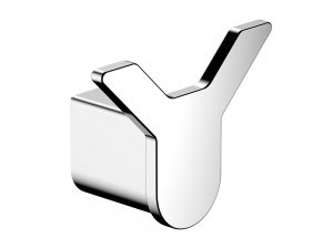 LINCOLN Robe Hook, Double 87004B