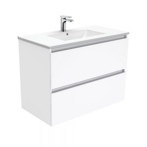 Fienza Dolce 900 + Quest Wall-hung Vanity TCL90Q