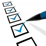 renovation completion-checklist