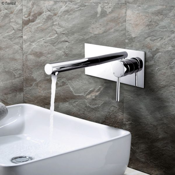 ISABELLA Wall Mixer with Spout 213115