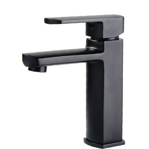 KOKO Matte Black Basin Mixer 218103B