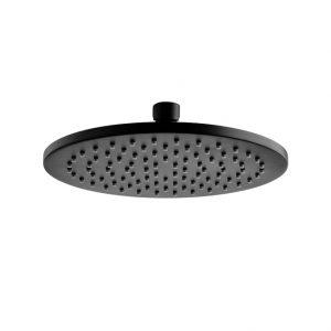 STARRY Matte Black Rain Shower Head 411108B